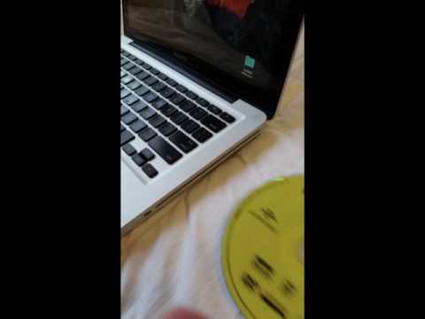 MacBook Pro DVD/CD Burner/Player