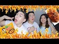 Download SPICY NOODLE CHALLENGE FT. FAMILY (KAGULO BES) MP3,3GP,MP4