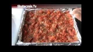 Przekładaniec mięsny na kapuście w pomidorach :: Skutecznie.Tv