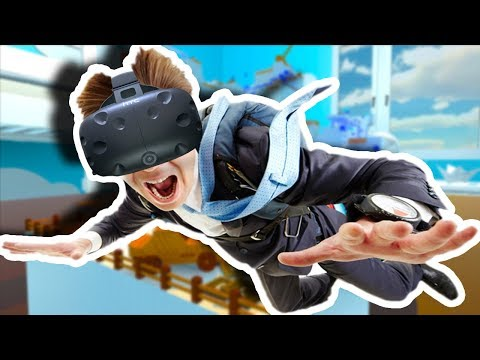 VIRTUAL REALITY PARKOUR! | TO THE TOP
