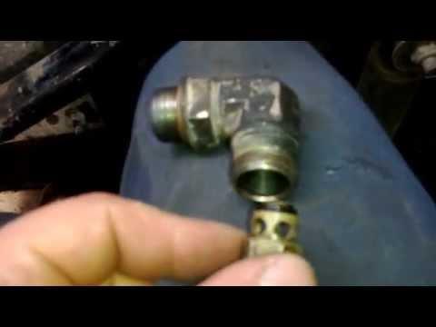 Cummins N14 fuel problem Fix
