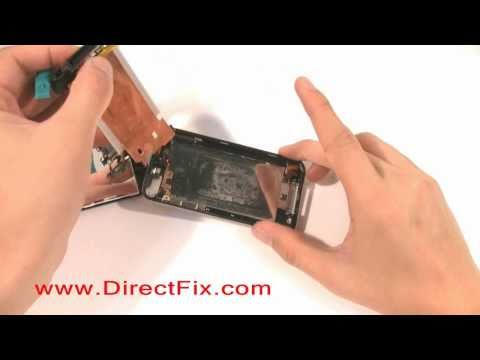 iPod Touch 4th Generation Teardown Directions by DirectFix.com
