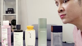 I tried and tested the TOP 5 Toners from Amore Pacific lol - Edward Avila