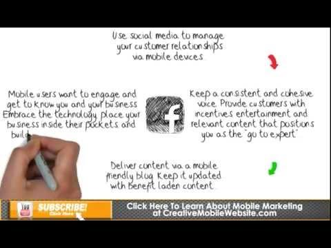 Mobile Web Design | Malaysia Mobile Web Site Design Video Scribe |  +606 2922643