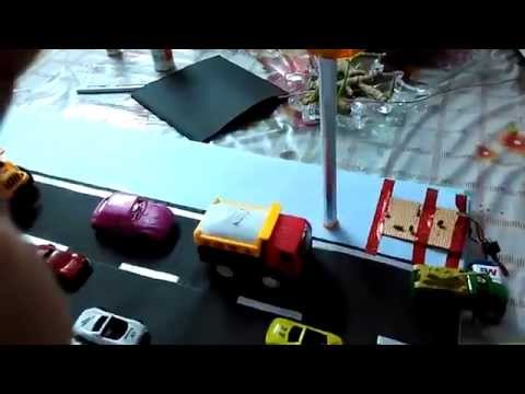Science Project for Class 2,3,4,5; How to make Automatic Street Light