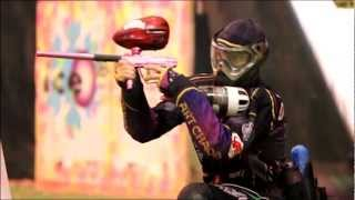 Art Chaos - the best paintball team in the world?