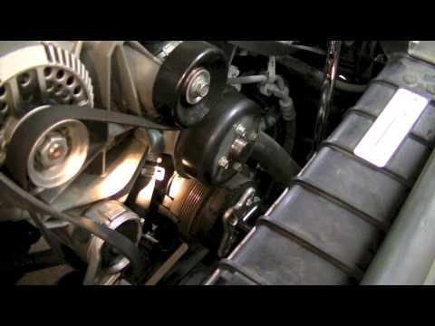 2006 Ford Explorer 4.0 4.6 V6 Harmonic Balancer Replacement