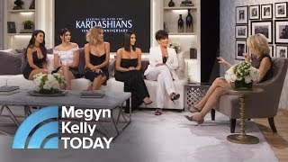 10 Years Of 'Keeping Up With The Kardashians': Kris Jenner, Kim K Look Back | Megyn Kelly TODAY