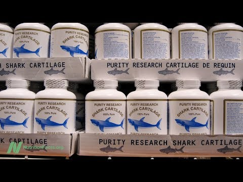 The Risks of Shark Cartilage Supplements