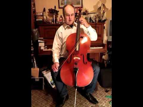 Effective cello vibrato technique
