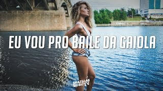MC Kevin o Chris - Eu Vou Pro Baile da Gaiola(PlunterX Remix)
