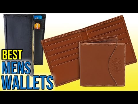 10 Best Men's Wallets 2016