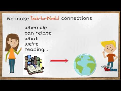 Making Connections in Reading Comprehension