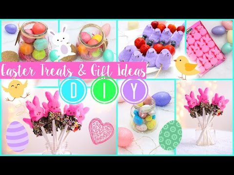 DIY Easter Treats & Gift Ideas