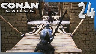 How To Get Black And White Dye Legendary Repair Kits Conan Exiles