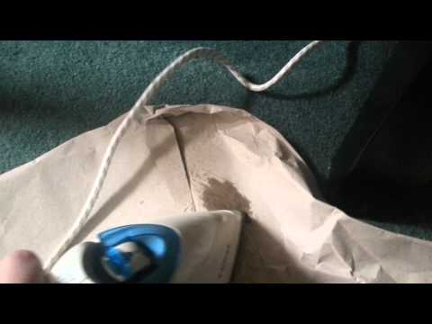 How To get Candle Wax Out Of Your Carpet / Curtains | Scentsy Wax Spills Help
