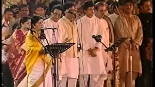Lata Mangeshkar Aye Mere Watan Ke Logo (Live Performance)