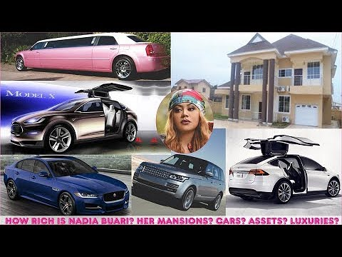 Xxx Mp4 How Rich Is Nadia Buari In 2019 ► All Her Mansions Cars Companies Luxuries Amp Assets 3gp Sex