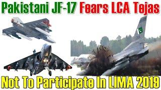 Pakistan not sending JF 17 to LIMA 2019 Videos - 9tube tv