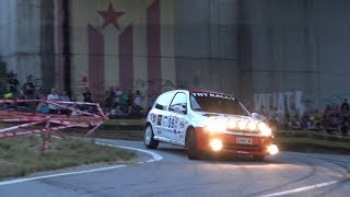 Ricard Mengual - Franc Olive | Rally Osona 2018 | Renault Clio Sport