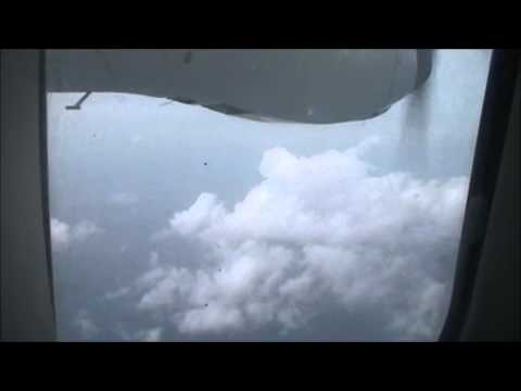 Insel Air Fokker 50 / Curacao - Aruba