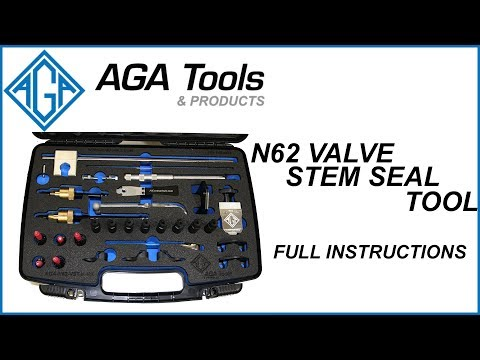 N62 & N62-TU Valve Stem Seal Tool Kit