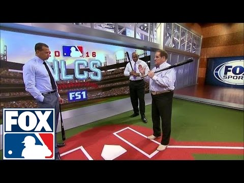 Pete Rose, Alex Rodriguez and Frank Thomas share exclusive hitting secrets   MLB Coverage FOX Sports