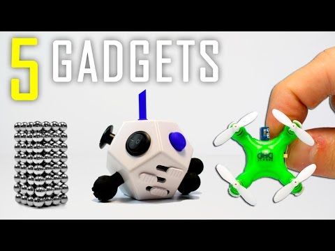 5 COOL MINI GADGETS you can find on INTERNET