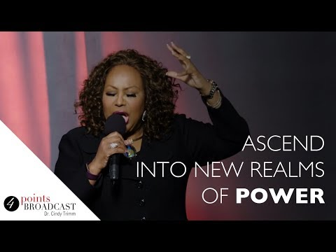 Ascend Into New Realms of Power | Dr. Cindy Trimm | The 8 Stages of Spiritual Maturation