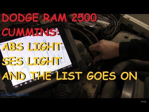Dodge Ram 2500: Multiple Complaints