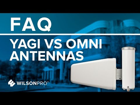 Yagi vs Omni Antennas What's The Difference? | WilsonPro