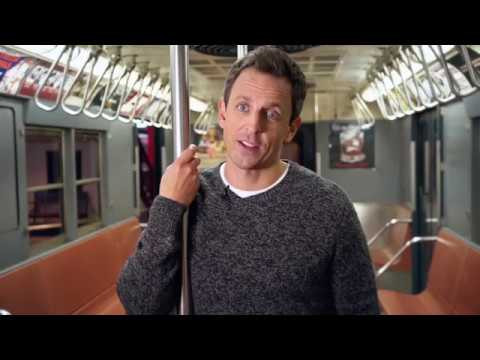 Behind the Scenes: Seth Meyers on SNL and Late Night