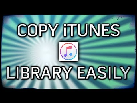 How to Transfer Your iTunes Library to a New Computer [PC TUTORIAL]