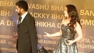 Abhishek Bachchan INSULTS Aishwarya Badly In Front Of Media