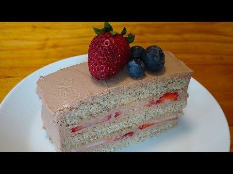How to make Earl Grey Chocolate Cake / Recipe - アールグレイチョコレートケーキの作り方 レシピ