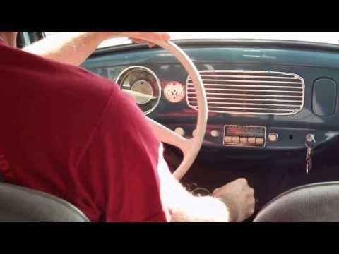 1953 VW Split Window Bug,   Lets Go For a Ride!