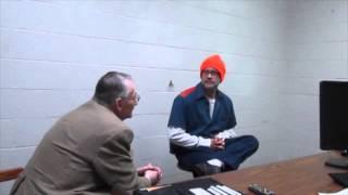 Steven Sandison confesses to murdering child molester in prison