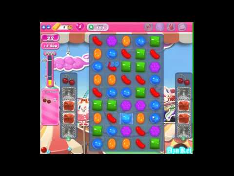 Candy Crush Saga - Level 181 (commentary)