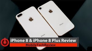 iPhone 8 & 8 Plus Review - the Agony and the Ecstasy