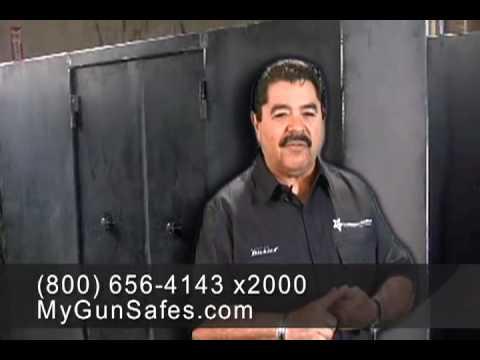 Gun Safes and Vault Doors Manufacturing