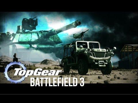 Battlefield 3 - Top gear