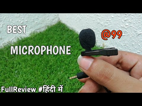 Best Affordable Color Mic @99 Rupees. Should Buy Or Not, Full Review ​ With Details..☺️