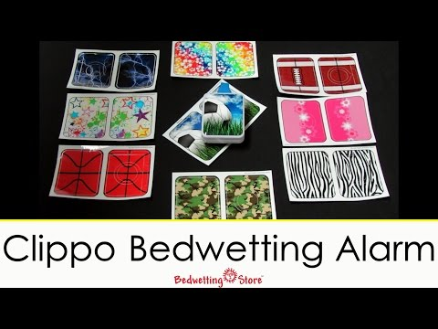 Bedwetting Store - Clippo Bedwetting Alarm