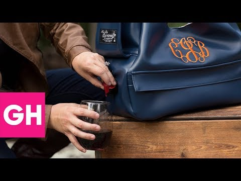 The Best Beverage Tote for Summer | GH