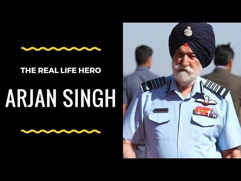 ARJAN SINGH | EARLY LIFE | MILITARY CAREER | POLITICAL CAREER | IAF CAREER |