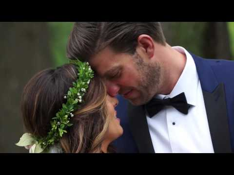 Sarah and Greg's Wedding Video Highlights at the Wells Barn at Franklin Park Conservatory | Columbus