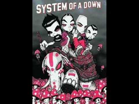System Of A Down U-Fig