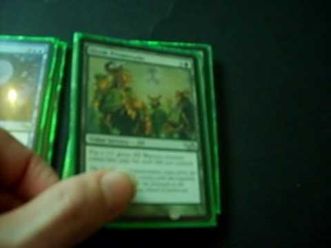 MTG Elf deck
