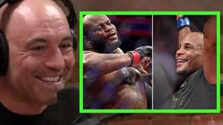 Joe Rogan on Daniel Cormier vs. Derrick Lewis