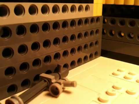 Lego mini gun review